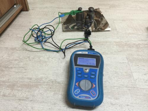 בדיקת תקינות רצפה מחשמל סטטי